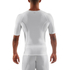 Skins DNAmic Men's Short Sleeve Top - White: Image 2