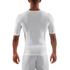 Skins DNAmic Men's Short Sleeve Top - White: Image 2