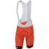Sportful Tour Max Bib Shorts - Red/Black: Image 1