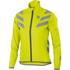 Sportful Reflex Childrens Jacket - Yellow: Image 1