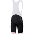Sportful Giro Bib Shorts - Black/White/Red: Image 2