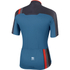 Sportful BodyFit Pro Team Short Sleeve Jersey - Blue/Grey/Red: Image 2