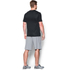 Under Armour Men's HeatGear Raid Graphic Short Sleeve T-Shirt - Black: Image 5