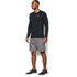 Under Armour Men's CoolSwitch Run Long Sleeve Top - Black: Image 4