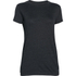 Under Armour Women's Favourite Short Sleeve Crew T-Shirt - Black: Image 1