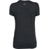Under Armour Women's Favourite Short Sleeve Crew T-Shirt - Black: Image 2
