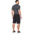 Under Armour Men's HeatGear CoolSwitch Compression Short Sleeve Shirt - Grey: Image 5
