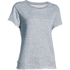 Under Armour Women's Studio Boxy Crew T-Shirt - Grey: Image 1