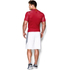 Under Armour Men's Flash Compression Short Sleeved T-Shirt - Red: Image 5