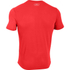 Under Armour Men's Streaker Run Short Sleeve T-Shirt - Red: Image 2