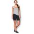 Under Armour Women's HeatGear Armour Long Shorts - Black: Image 5
