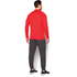 Under Armour Men's Tech 1/4 Zip Top - Rocket Red: Image 5