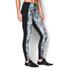 Under Armour Women's Mirror Printed Leggings - Black/White: Image 3
