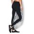 Under Armour Women's Mirror Printed Leggings - Black/White: Image 4