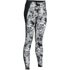 Under Armour Women's Mirror Printed Leggings - Black/White: Image 1