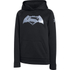 Under Armour Boy's Transform Yourself Superman v Batman Hoody - Black: Image 1