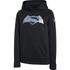 Under Armour Boy's Transform Yourself Superman v Batman Hoody - Black: Image 1