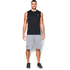 Under Armour Men's Tech Sleeveless T-Shirt - Black: Image 3