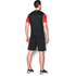 Under Armour Men's Raid Short Sleeve T-Shirt - Red/Black: Image 5