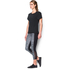 Under Armour Women's Studio Boxy Crew T-Shirt - Black: Image 4