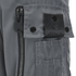 4Bidden Men's Action Bomber Jacket - Grey: Image 5
