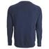 4Bidden Men's Enforce Crew Neck Sweatshirt - Navy: Image 2
