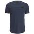 4Bidden Men's Longline Aim T-Shirt - Navy: Image 1