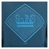 Smith & Jones Men's Cincture Hoody - Majollica Blue: Image 3