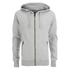Smith & Jones Men's Palazzo Zip Through Hoody - Light Grey Marl: Image 1