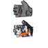 Northwave Mtb Air 2 Short Gloves - Camo/Orange Fluo: Image 1