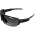 POC DO Half Blade Sunglasses - Uranium Black: Image 1