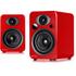 Steljes Audio NS3 Bluetooth Duo Speakers - Vermilion Red: Image 1