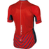 Castelli Scotta Short Sleeve Jersey - Red: Image 2