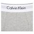 Calvin Klein Men's 2 Pack Boxer Briefs - Black/Grey Heather: Image 4