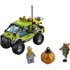 LEGO City: Vulkaan onderzoekstruck (60121): Image 2
