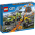 LEGO City: Vulkan-Forscherstation (60124): Image 1