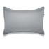 Hugo BOSS Loft Pillowcase - Silver: Image 1