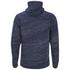Jack & Jones Men's Core Keep Zip Through Hoody - Navy Blazer: Image 2