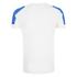 Jack & Jones Men's Core Block T-Shirt - White: Image 2