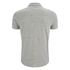 Jack & Jones Men's Core Blast Fleck Polo Shirt - Light Grey Marl: Image 2