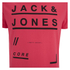 Jack & Jones Men's Core Fate T-Shirt - Cayenne: Image 3