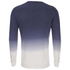 Jack & Jones Men's Originals Dyed Knitted Crew Neck Jumper - Navy Blazer: Image 2
