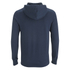 Jack & Jones Men's Originals Batch Sweat Zip Through Hoody - Navy Blazer: Image 2