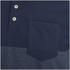 Jack & Jones Men's Originals Spark 2 Tone Polo Shirt - Navy Blazer: Image 3