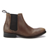 PS by Paul Smith Women's Lydon Leather Chelsea Boots - Brown: Image 1