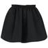 McQ Alexander McQueen Women's Crinkled Skirt - Black: Image 1