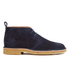 PS by Paul Smith Men's Wilf Suede Desert Boots - Navy Otterproof Suede: Image 1