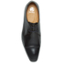 PS by Paul Smith Men's Robin Leather Toe Cap Derby Shoes - Black Oxford: Image 3