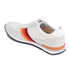 PS by Paul Smith Men's Swanson Running Trainers - Off White Mesh/Ecru Silky Suede: Image 4