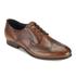 H Shoes by Hudson Men's Williston Leather Brogue Shoes - Tan: Image 2